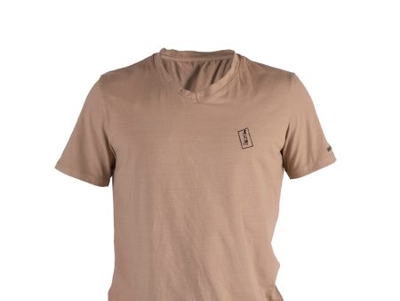 T-shirt Imperiale Bolgheri color sabbia