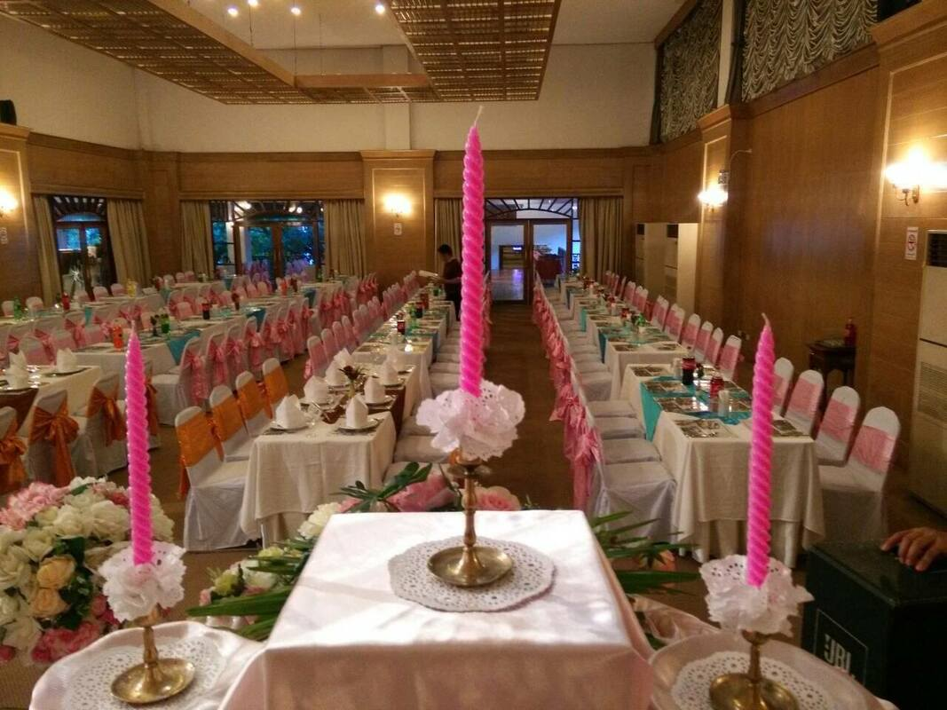 Wedding Mae Hong Son Imperial Hotels And Resorts
