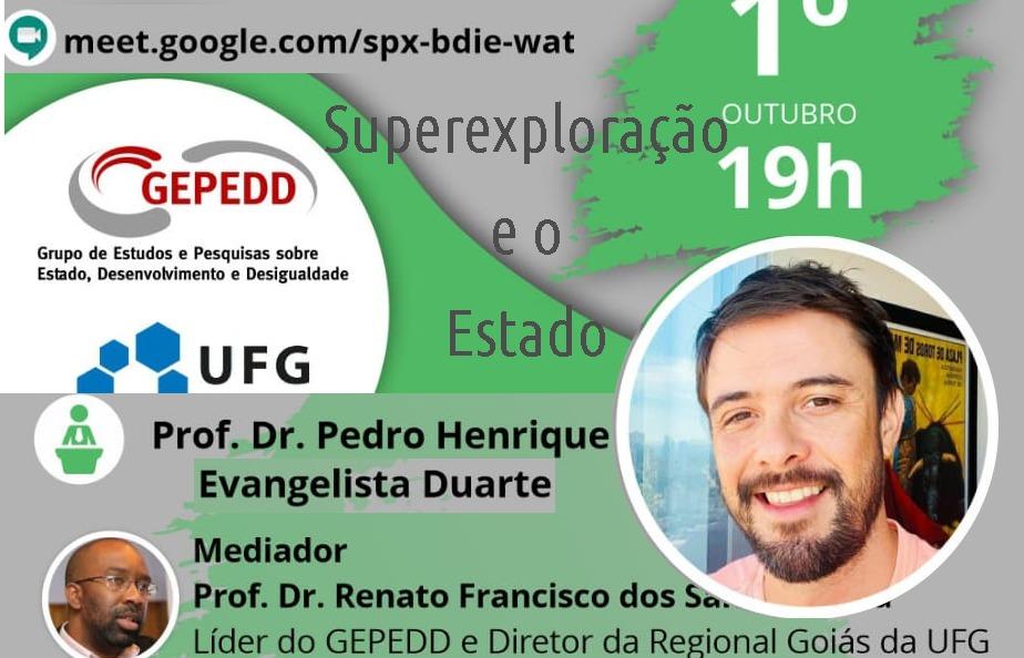 A superexploração da força de trabalho e o papel do Estado – palestra com Pedro Duarte