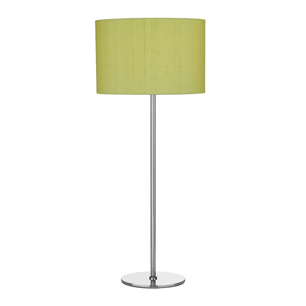 Rimini Floor Lamp W Green Shade  Imperial Lighting