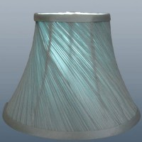 Twisted Pleat Shade Duck Egg - Imperial Lighting