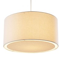 Drum Pendant Shade with Diffuser - Imperial Lighting