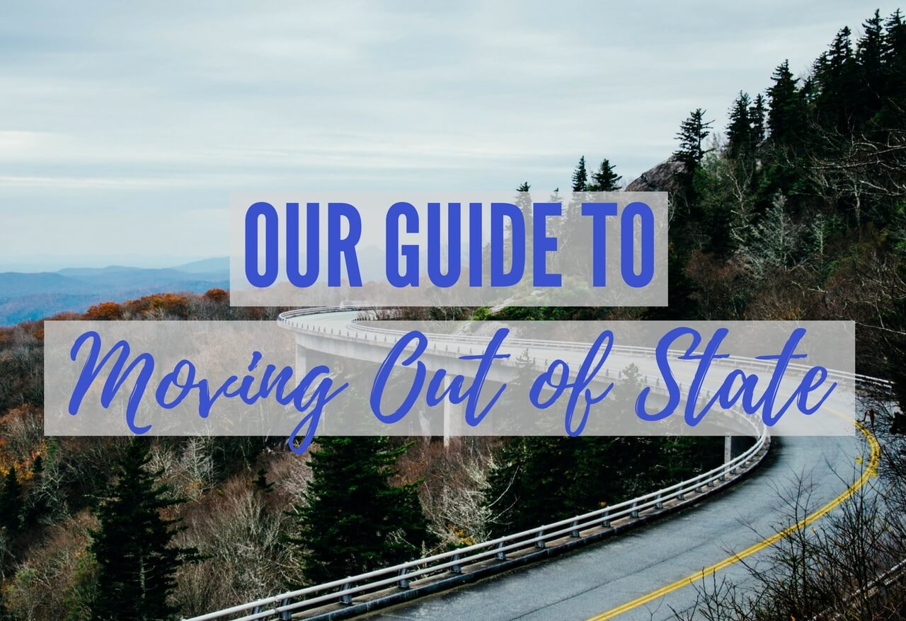 Our Guide To Moving Out Of State