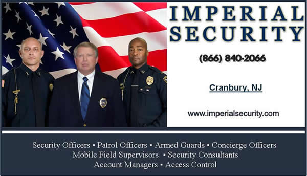 Armed Security Guard License Nj