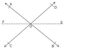 Chapter 6 Lines and Angles RS Aggarwal Solution for Class