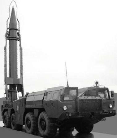 Scud Transporter Erector Launcher (véhicule)