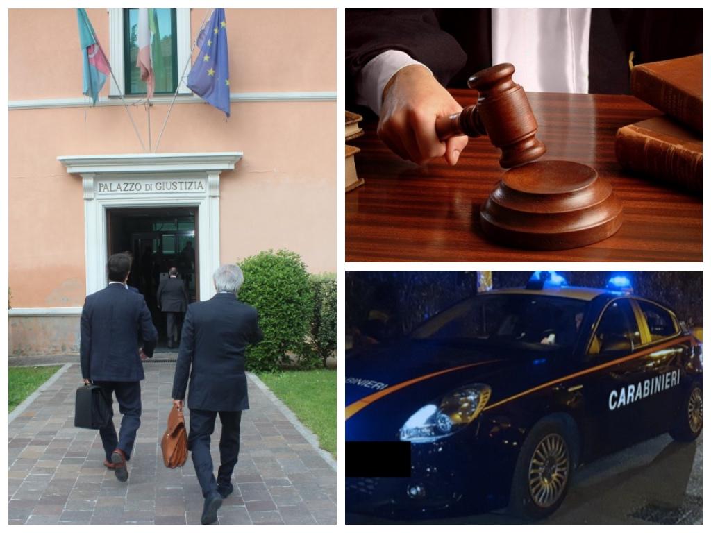 Diano Marina: danneggiò auto e fioriere davanti alla Caserma dei Carabinieri, 30enne condannato a 10 mesi di carcere / La sentenza - IMPERIAPOST