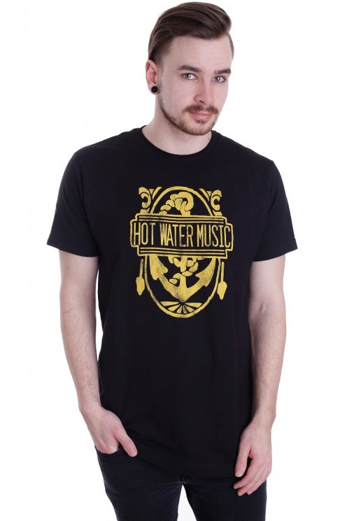 hot water music shirt lewis dot diagram for n2h4 gold anchor t impericon com us