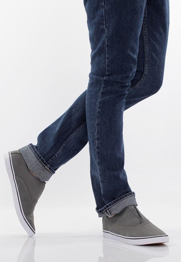 Gravis - Dylan Slip- Lx Grey Wax Shoes