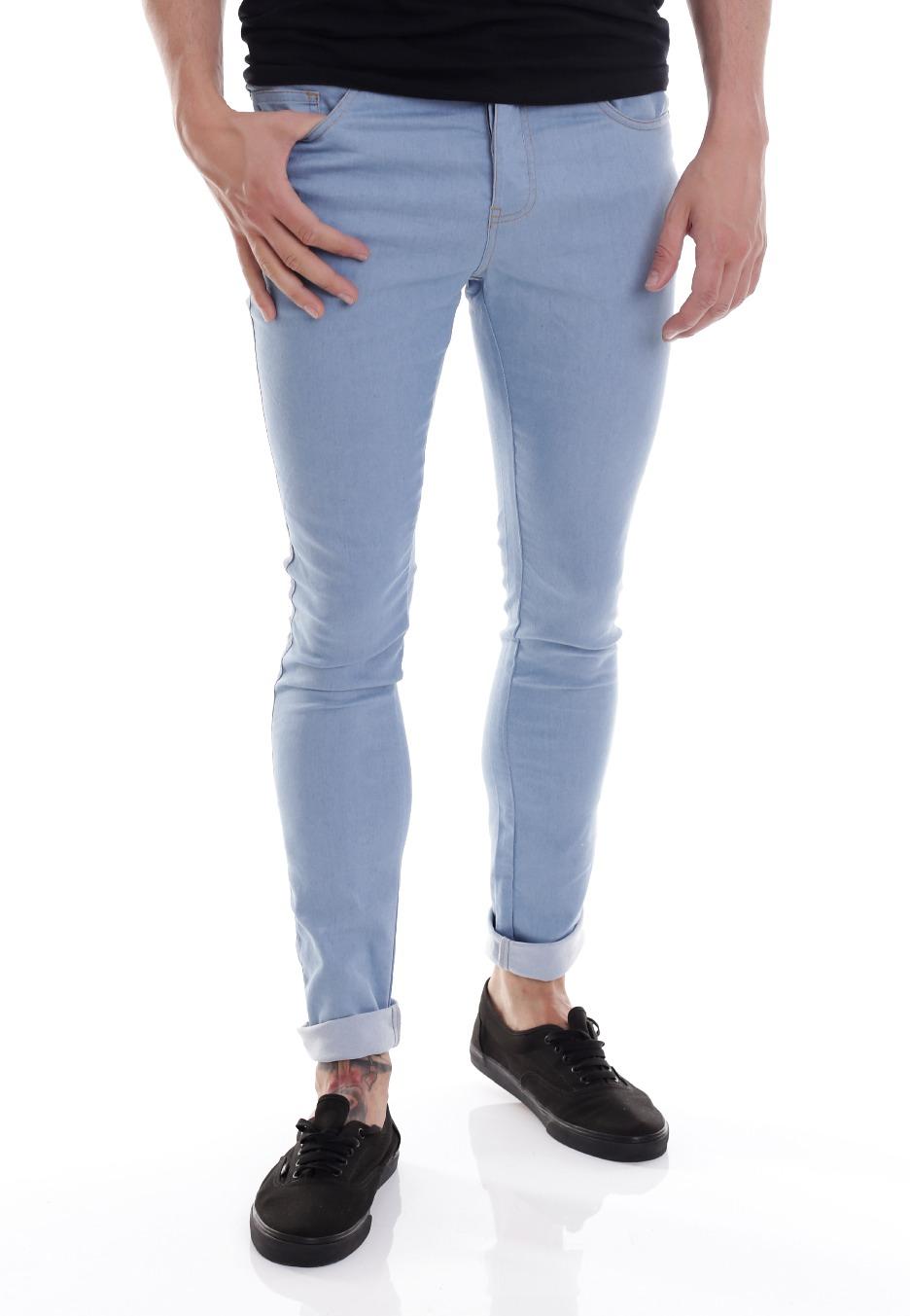 Ironnail  Perrin Skinny Light Blue  Jeans  Streetwear
