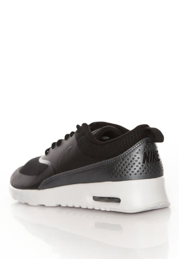 9eebd97d65 ... Se Ltr Gs - Anthracite Green Glow · Nike - Air Max Thea Textile Black  Girl Shoes