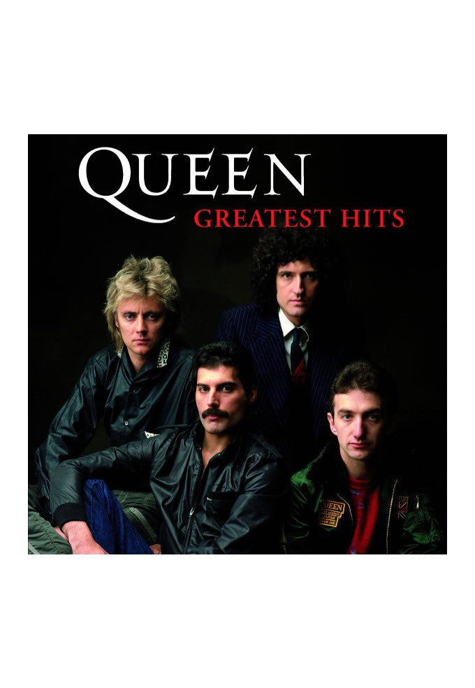 Queen  Greatest Hits Remastered  CD  Official Rock