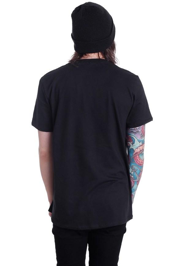 Sum 41 - Portrait T-shirt Offizieller Pop Punk