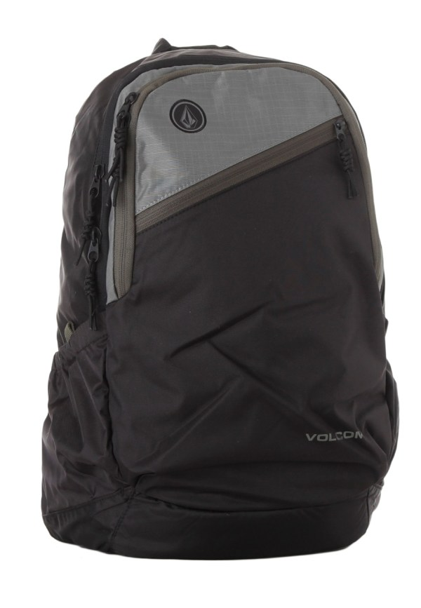 Volcom - Substrate Black Combo Backpack Streetwear