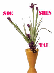 ikebana estructura