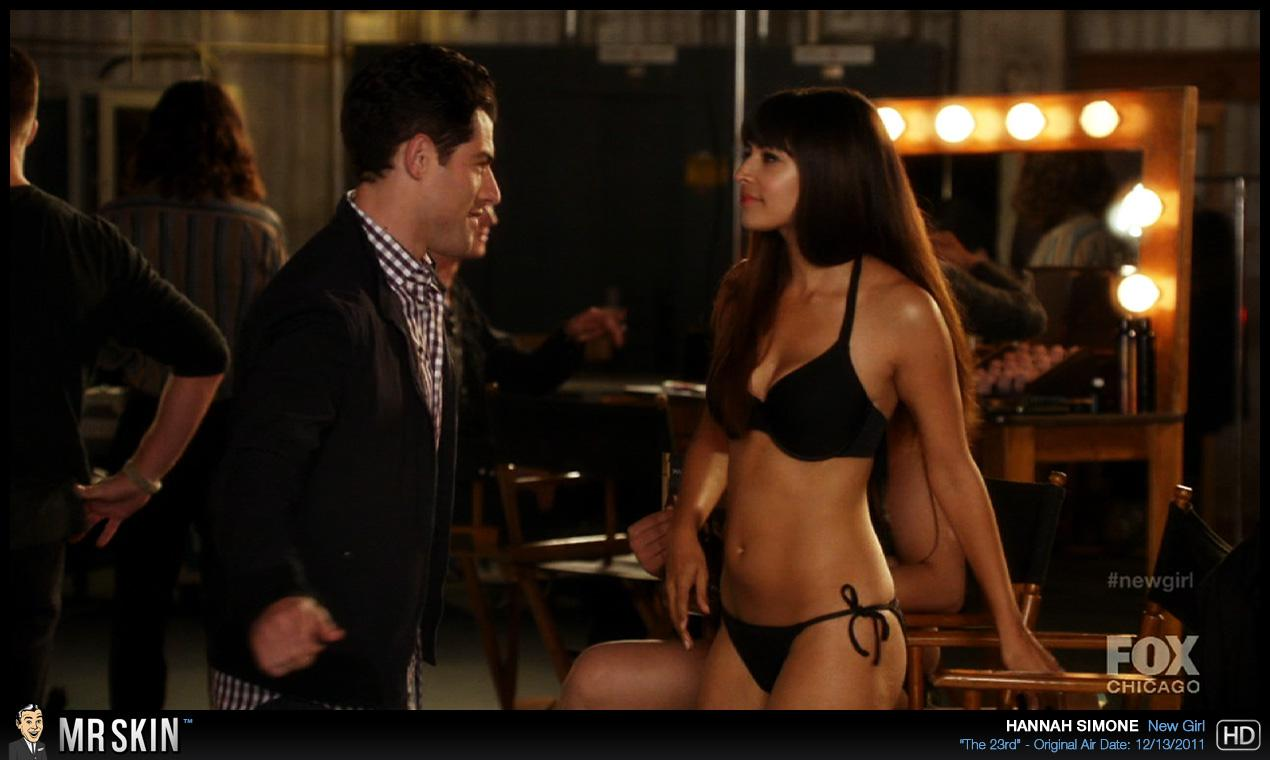 Image result for hannah simone NUDE SCENES