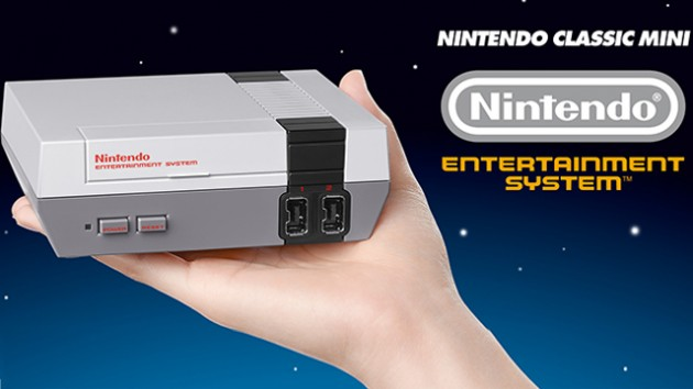 The Houslander and Ferretti Hour: The NES Mini (AUDIO)