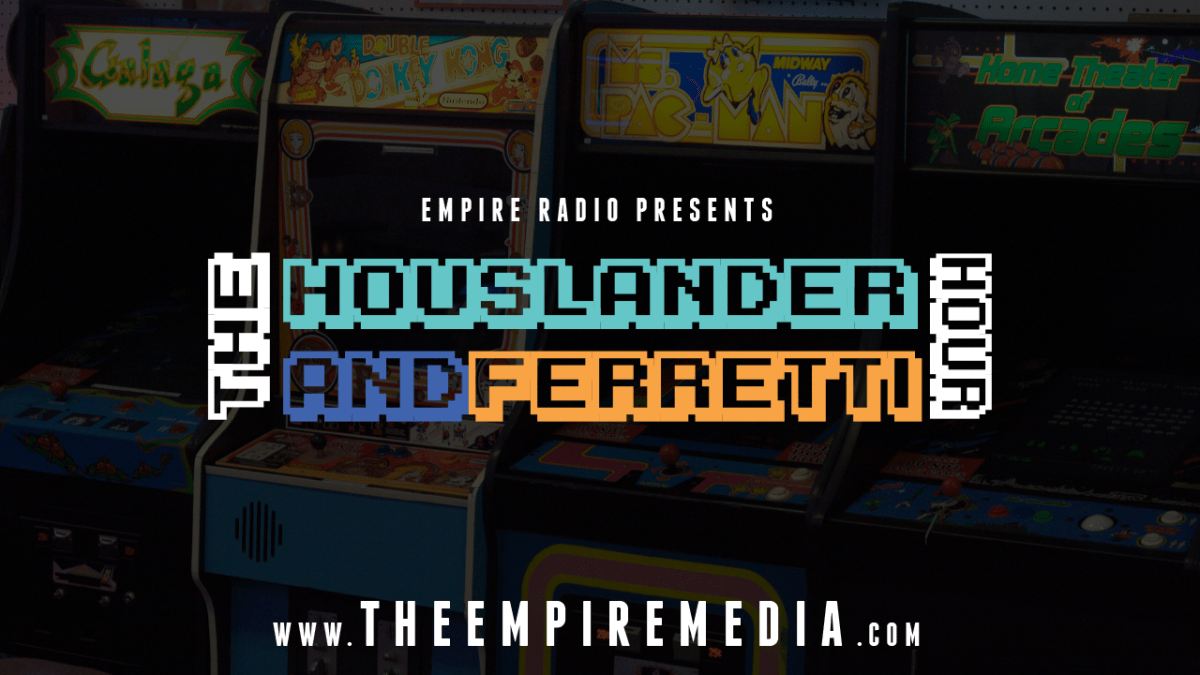 The Houslander and Ferretti Hour 3: So this Donald Trump and Russia thing... (AUDIO)