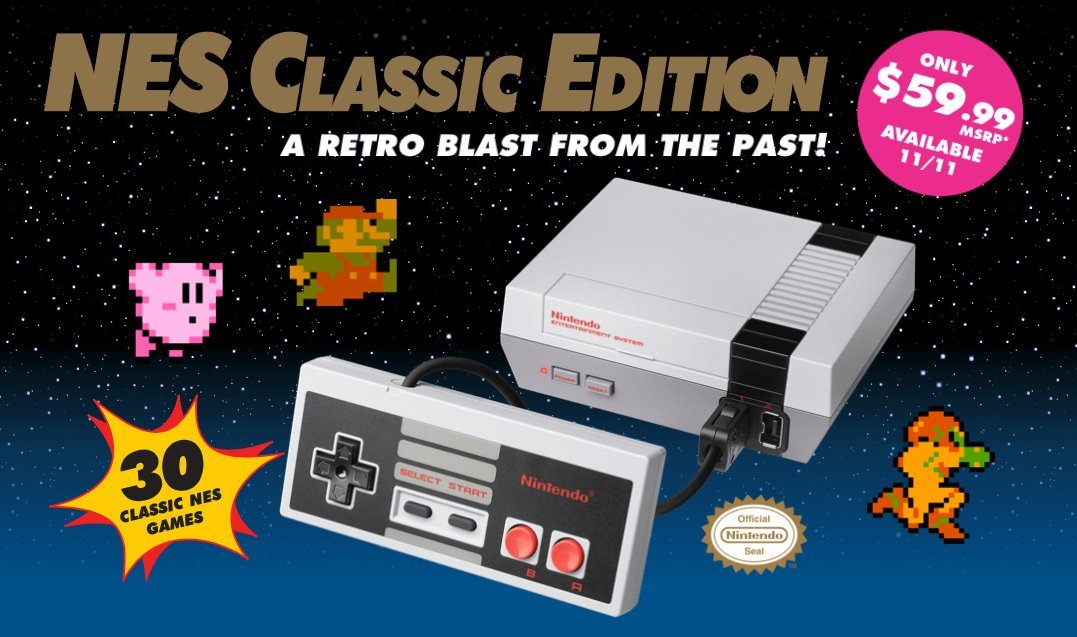 The Houslander and Ferretti Hour 13: The NES Classic is nothing but a ripoff (AUDIO)