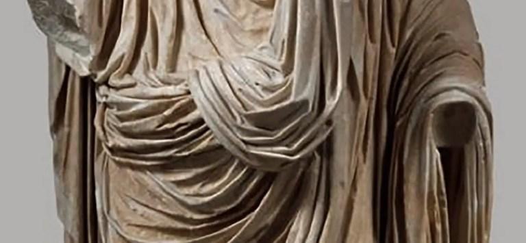 La toga romana, la prenda de vestir más emblemática de Roma