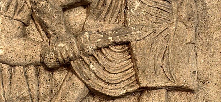 La espada gladius, la espada más característica de las legiones romanas