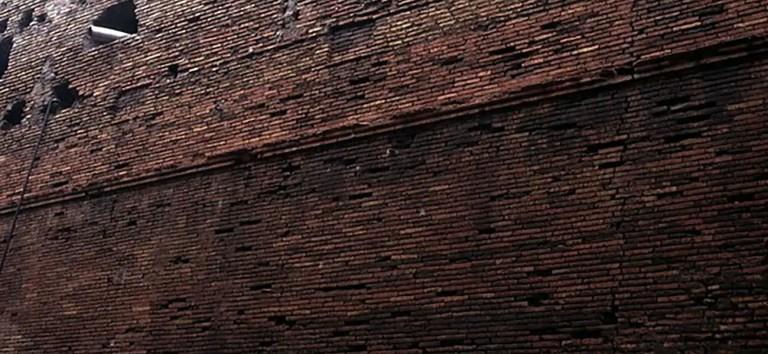 La castra pretoriana, el cuartel de la guardia pretoriana