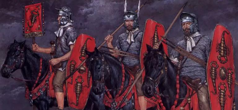 Características de la guardia pretoriana