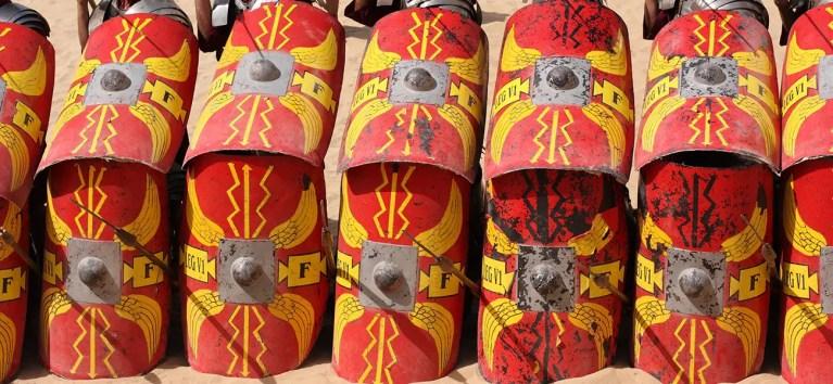 Las centurias romanas