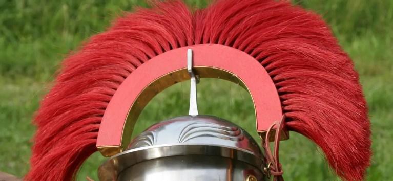 Los centuriones romanos