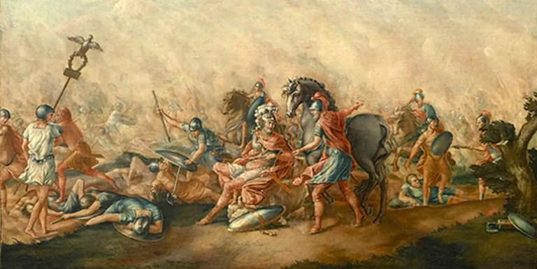 Historia de Roma de Apiano de Alejandría – La guerra de Numancia