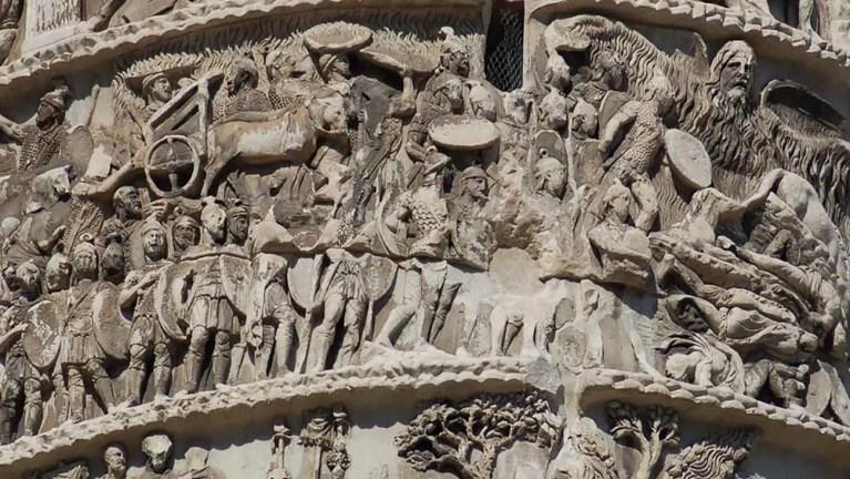 La guerra de Roma contra los Partos de 161, las guerras de Marco Aurelio