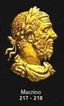Emperador Macrino.