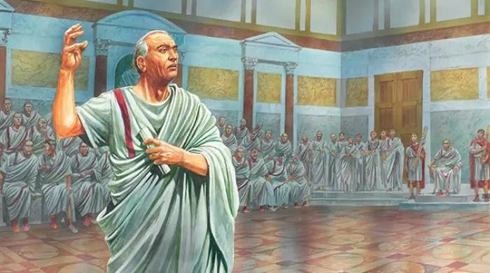 El orador (De Oratore), por Marco Tulio Cicerón – Libro tercero