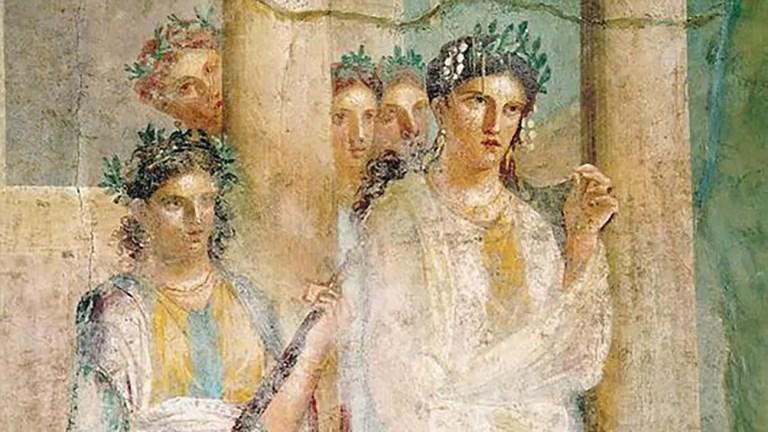 Los peinados de las mujeres romanas.