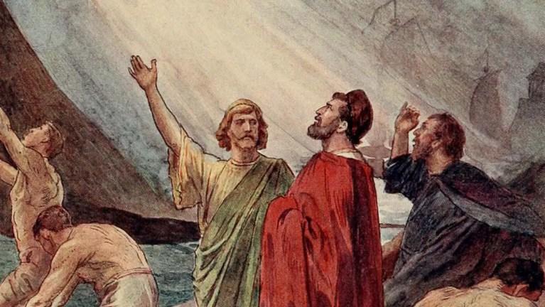 Vidas Paralelas: Comparación de Cimón y Luculo, por Plutarco