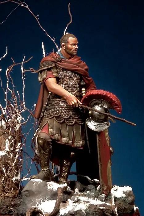 Centurión del Imperio romano.