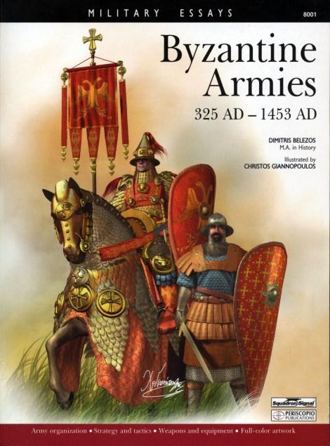 Copertina Byzantine Armies
