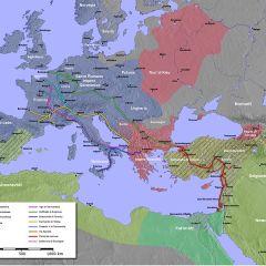 Le cospirazioni bizantino-musulmane contro le Crociate