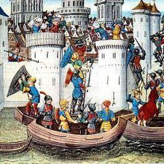 Il sacco di Costantinopoli del 1204