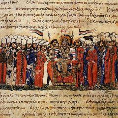 Titoli e cariche, nell'Impero di Bisanzio