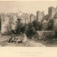 Le mura di Costantinopoli (secondo De Amicis)