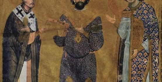 Ideologia e potere alla corte di Costantinopoli: alle origini dell'autocrazia bizantina