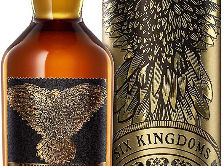 Game of Thrones Malts Six Kingdoms Mortlach Single Malt Scotch Whisky 15 anni, Edizione Limitata – 700 ml