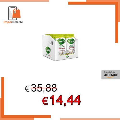 Citrosil Home Protection, Salviette Multisuperfici Igienizzanti
