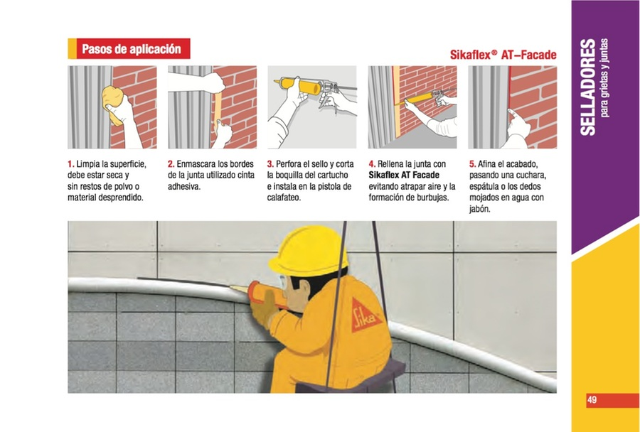 Sikaflex Construction Sealant Home Depot - Ideas de diseño
