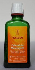 Massageöl