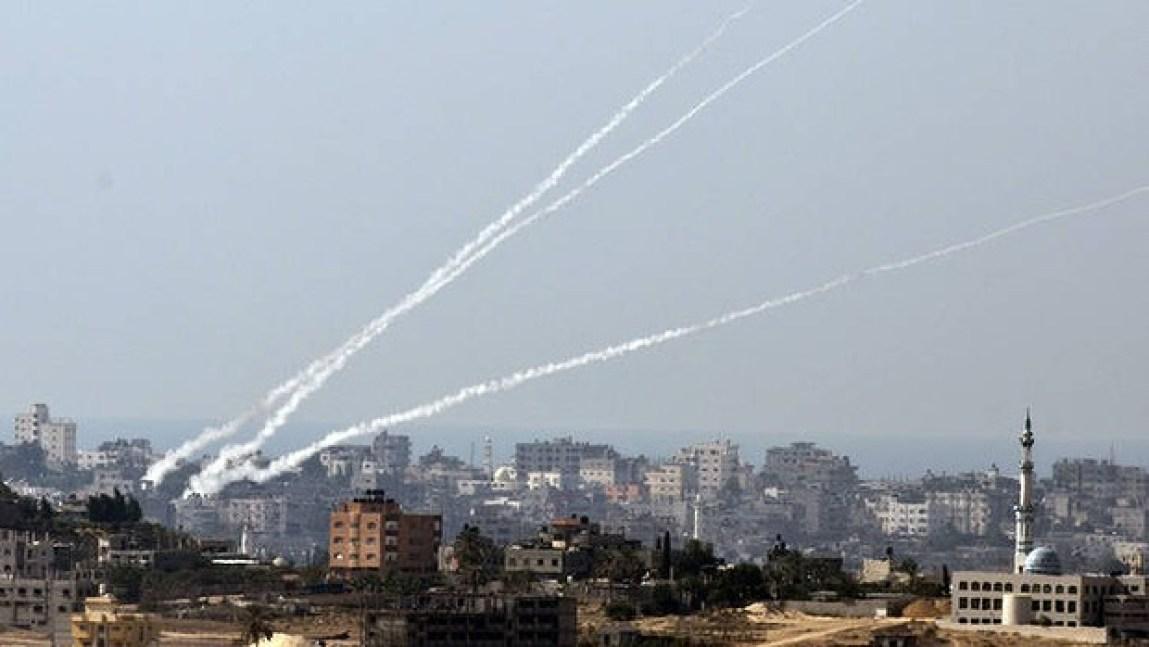 Gazan rockets