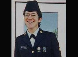 "One of over 104,390 army suicides from our ""War on Terror,"" psychologist Alyssa Peterson, who killed herself rather than participate in torture."