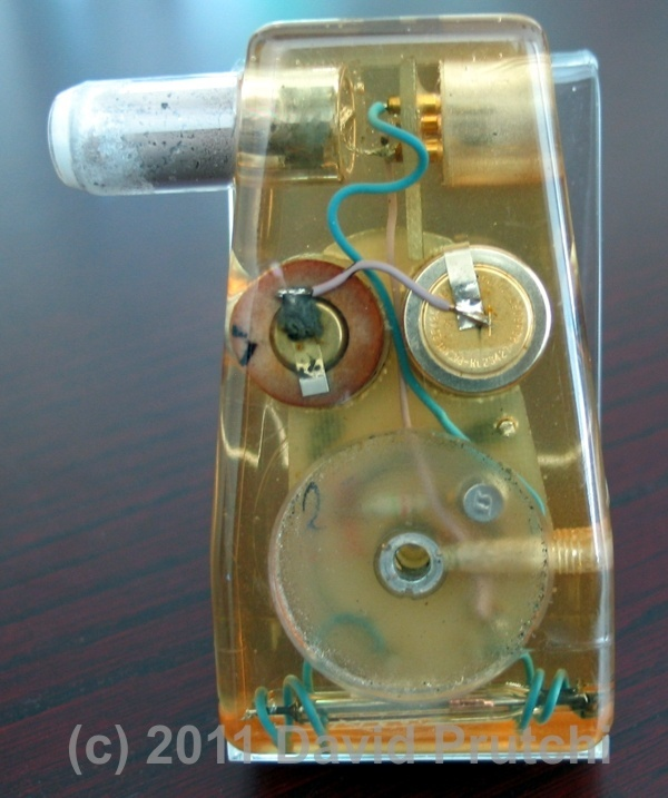 Experimental glucose-powered fuel-cell pacemaker (1970s)