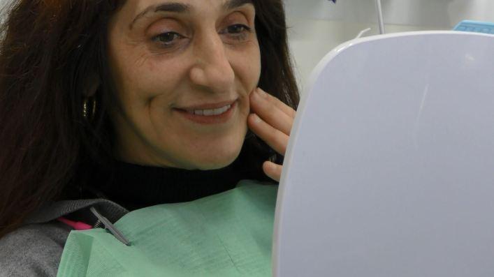 Impianti dentali fissi con pochissimo osso